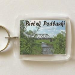 brelok Bielsk Podlaski most