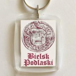 brelok Bielsk Podlaski pieczęć